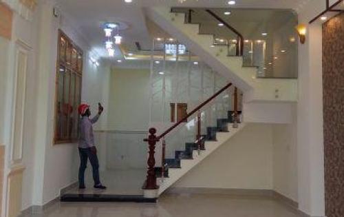 Nhà MT kinh doanh đường số 9, Bình Tân. ĐÃ có SHR