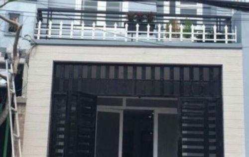 Bán nhà hẻm 8m đường Hương Lộ 2, BTĐ A, Bình Tân, 72m2, SHR