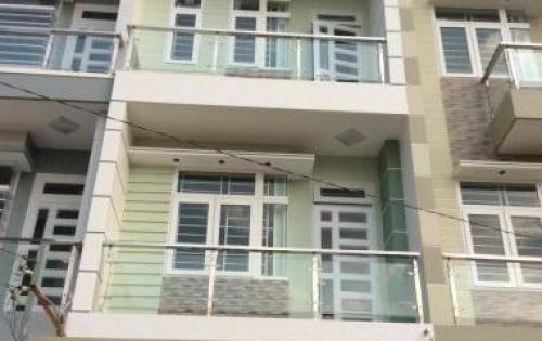 Nhà đẹp, khu toàn nhà cao tầng, MT hẻm đẹp, an ninh, 4x15m, 3.5 tấm
