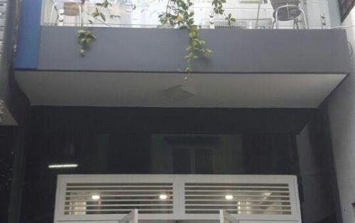 Bán nhà quận Bình Tân hẻm Chiến Lược 4x10m, 1 lầu đẹp 2 phòng ngủ