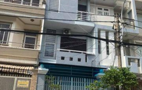 Bán nhà đường 31 P.Bình Trị Đông B, Bình Tân, 4x20m, 3.5 tấm, Giá 7.5 Tỷ