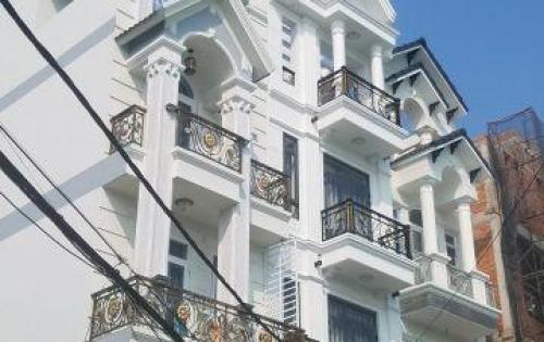 Nhà phố cao cấp mới xây 4m x14,5m Đường Nguyễn Phúc Chu, phường 15, Quận Tân Bình