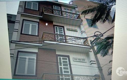 Chính chủ bán nhà 2 mặt tiền, ôtô đỗ cửa Quang Trung, Gò Vấp Tp.HCM. 4 tầng, nhỉnh 6 tỷ. 0786596365