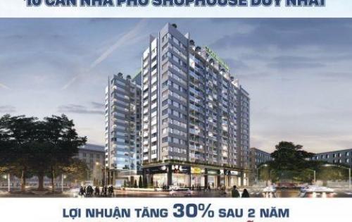 Cần bán căn hộ cao cấp 55m2/2pn ngay mặt tiền Phạm Văn Đồng, sân bay, Gò Vấp
