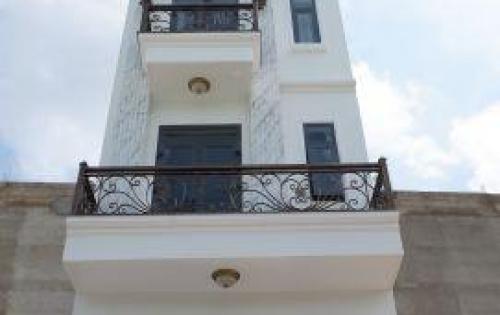 Nhà phố đẹp 4x14, Phạm Văn chiêu vào, P8, Gò Vấp .