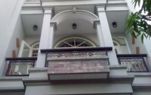 Nhà 5x12m 1 triệt 4 lầu đường Phạm Văn Chiêu – Quang trung chỉ thanh toán 1 tỷ