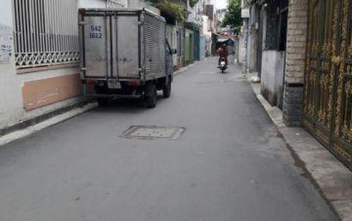 Bán gấp nhag 380/81/25 Phạm Văn Chiêu, p9, Gò vấp