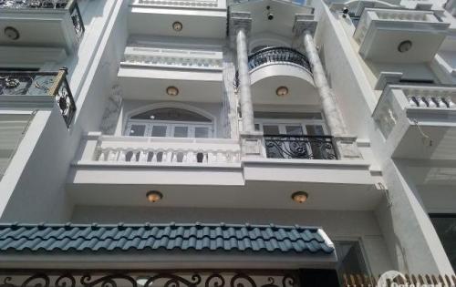 Nhà phố cao cấp mới xây đường Phan Huy Ích, P.12 , Q.Gò Vấp DT 6,4x16m Giá 9tỷ 990 triệu TL