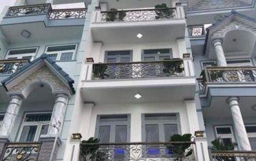 Bán nhà phố P8 Quang Trung, 4x15 mới cứng, 7T250 còn TL
