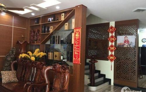 Bán nhà HXH Phan Đình Phùng, Phú Nhuận: DT 10x30m, 3MT hẻm thông thoáng