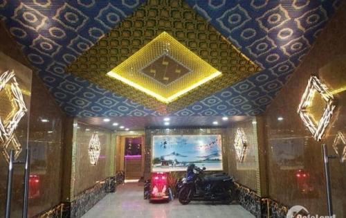Bán nhà MT Phú Nhuận 5x20m, 6 tầng giá 23 tỷ