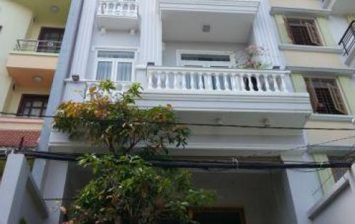 Mặt tiền Phan Đình Phùng, Q.Phú Nhuận, DT: 7.5x27m NH 10m, xây 4 lầu
