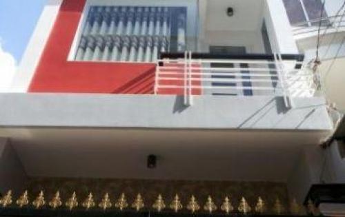 Bán nhà MT 107 Nguyễn Trọng Tuyển, P.15, Q. Phú Nhuận, DT: 3.5m x 17m, 2 lầu, cho thuê 40tr/tháng.