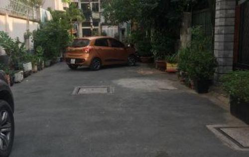 Bán nhà hẻm 48 Hồ Biểu Chánh, P11, Q. Phú Nhuận, DT: 4x24m, 3 lầu, giá 13,3 tỷ TL