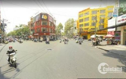 Bán nhà mặt tiền Hồ Văn Huê, P.9,Q Phú Nhuận. DT:4,1x15m. Giá: 12,7 tỷ tl