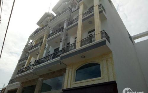 Cần Bán nhà phố cao cấp xây mới đường Nguyễn Phúc Chu, p15, Q.Tân Bình, TP.HCM DIện Tích :4,25x12m