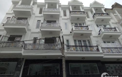 Cần bán nhà biệt thự phố cao cấp Hoàng Bật Đạt, P15, Q. Tân Bình DT 4x14m đúc 3,5 tấm
