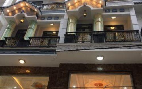 Nhà phố cao cấp xây mới Đường Cống Lở, P15 , Q.Tân Bình DT 55m2 đúc 3,5 tấm giá 6tỷ 800triệu