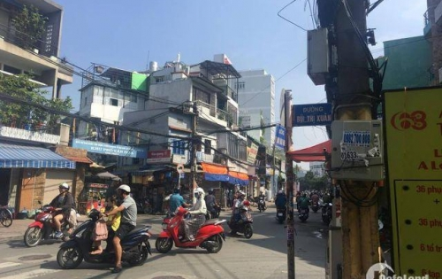 Bán MT Bùi Thị Xuân, Tân Bình, vị trí đắc địa, kinh doanh bất chấp.