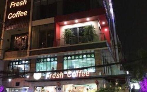Bán nhà mặt tiền đường Tân Canh, P. 1 Q. Tân Bình. DT: 4,5x27m, 3 lầu, giá 14.4 tỷ TL