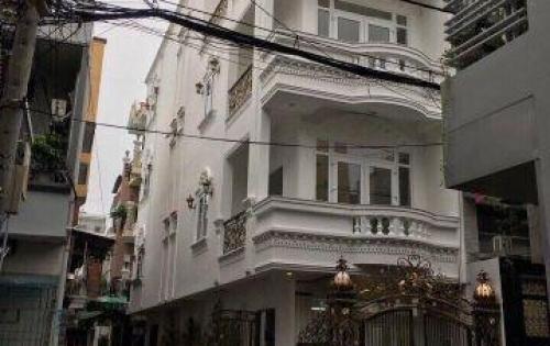 Bán nhà HXH 343 đường Nguyễn Trọng Tuyển, DT: 4,2x21m, 3 lầu, giá 14.3 tỷ TL