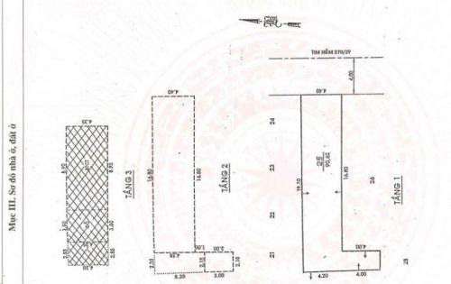 CC Bán nhà MT HXH 8m_373 Lý Thường Kiệt,P8,TB (91m2–Trệt,Lầu,ST)_9,98 tỷ