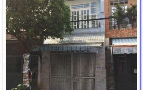 Bán Nhà MT Bác Ái P.Tân Thành 4x18m 1 Lầu giá 7.7 Tỷ TL