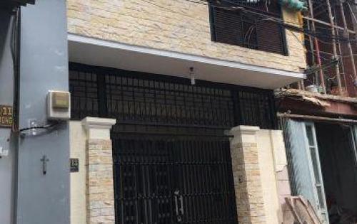 Nhà Đường Tân Hương Quận Tân Phú dt 5 x 20 nhà 1 lầu giá bán 6 tỷ
