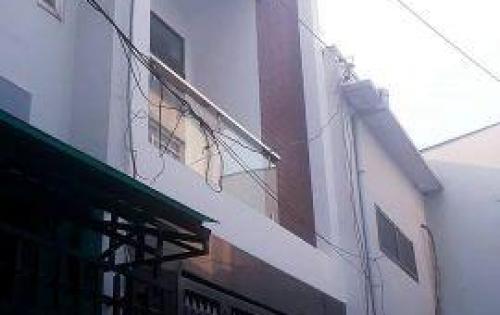 Nhà Đường Lê Sát Quận Tân Phú dt 4 x 12 nhà Đúc 3 tấm giá 5,2 tỷ