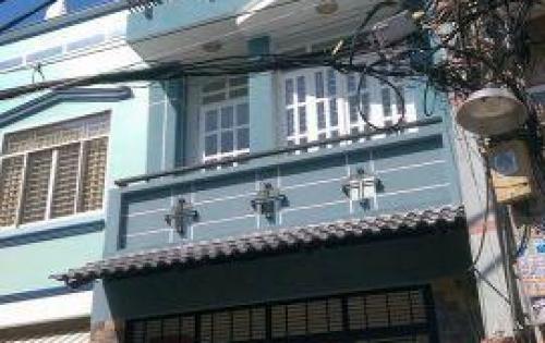 Bán nhà hẻm 6m Trần Văn Ơn 4x11 đúc 3 lầu giá 5.3 tỷ