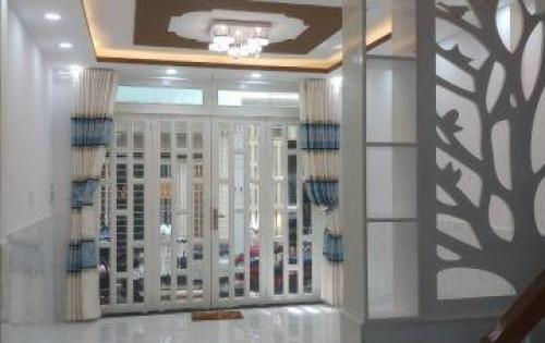 Nhà Đường Nguyễn Suý Quận TÂn Phú dt 3,8 x 10 nhà 2 lầu giá bán 3,7 tỷ