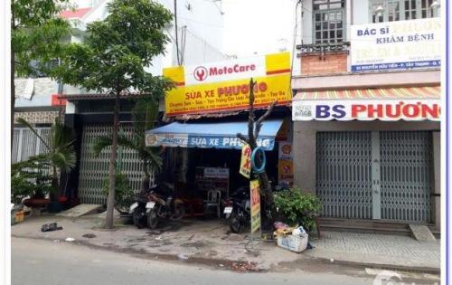 Bán NHà MTKD Nguyễn Hữu Tiến 4x15m Lửng giá 6.5 Tỷ TL
