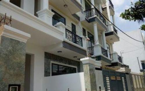 Nhà mới xây phường Hiệp Bình Chánh - Thủ Đức, Dt 70m2, Giá 4,6 tỷ
