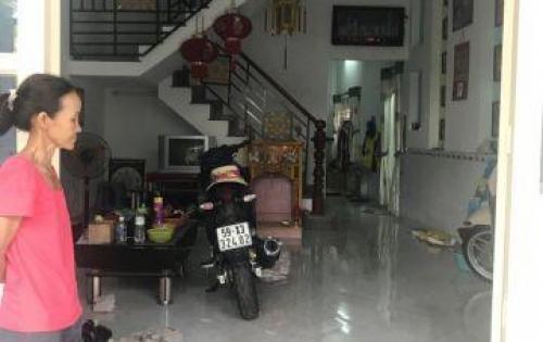 Nhà 1 sẹt đường 6 Linh Tây, 1 trệt 1 lầu. DT: 93m2, hẻm 3,5m thông, LH 0909316566