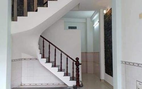 Cần bán gấp nhà 1 trệt 2 lầu đường Tô Ngọc Vân gần đường Phạm Văn Đồng giá chỉ 2,75 tỷ