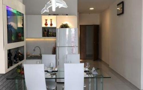 Bán căn hộ giá rẻ quận Thủ Đức, ngay mặt tiền đường lớn Thuận tiện di chuyển, DT 56M2 2PN