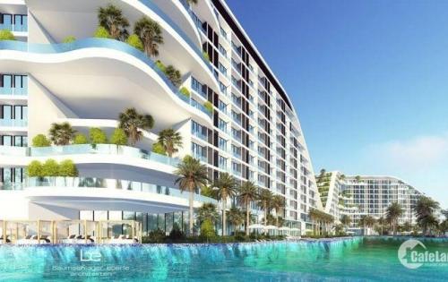 The Coastal Hill là công trình trải dài trên 1km đường bờ biển đẹp nhất Quy Nhơn, bao gồm bốn tòa cao 10 tầng