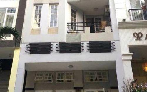 Bán nhà mặt phố 1 trệt, 4 lầu ngay mặt tiền Ql 51, huyện Tân Thành