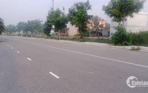 Cần bán lô đất đường nhựa 10m, dân cư đông giá 540 trieu/nền thổ cư 100% shr