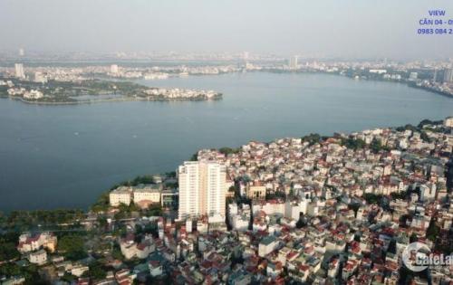 Chung cư HDI Võ Chí Công - Tây Hồ Residence (CT1A  Sun Tower ) * Chính thức có bảng hàng -> Giá siêu hấp dẫn view Hồ Tây và khu ngoại giao đoàn (căn R2)