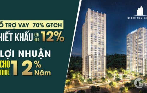Cần bán một số căn hộ dự án Green Bay Garden, Hạ Long, tòa B, giá 1 tỷ, LH 0986284034