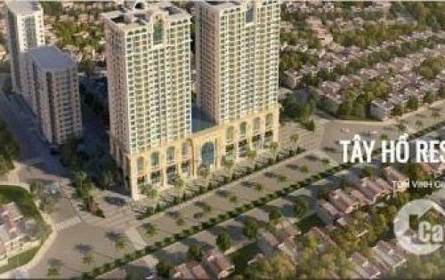 Chung cư căn hộ Tây Hồ Residence ra mắt toà Sun Tower