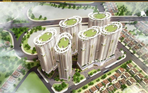 Ra mắt và nhận đặt chỗ dự án chung cư Tecco Camelia Complex Thịnh Đán