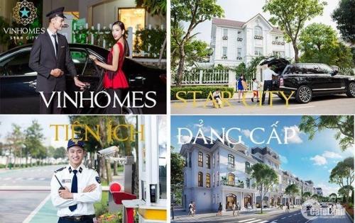 Bán nhà liền kề, Shophouse  Vinhomes Star City Thanh Hóa