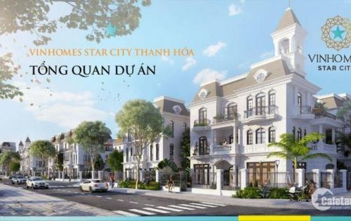 TỔNG QUAN DỰ ÁN Vinhomes Star City Thanh Hóa