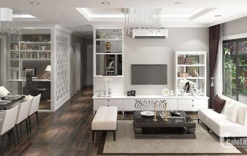 Bán căn góc 126m2 CC Riverside Garden, tiện ích 5*, nhận nhà ở ngay, giá 3.5 tỷ (VAT - nội thất)