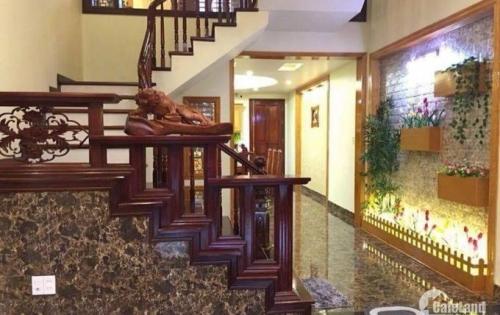 Bán nhà Vũ Tông Phan Thanh Xuân, nhà xây mới thiết kế hiện đại 52m x 4t x 4,4m