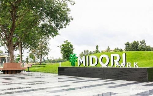 Khu Biệt thự xanh Midori Park,một trong những điểm đến đáng sống nhất tại Bình Dương