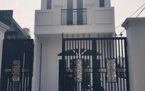 Chủ cần tiền bán gấp nhà mới xây 3 mặt tiền ở Phú Lợi