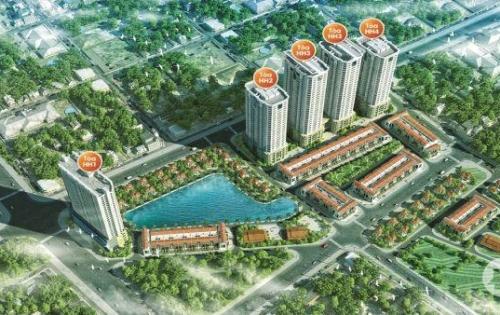 Bán căn hộ HH1 - FLC Garden City - Đại Mỗ, Nam Từ Liêm